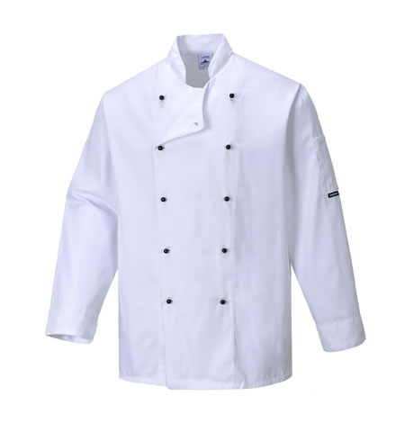 C834 Somerset Chef Jacket