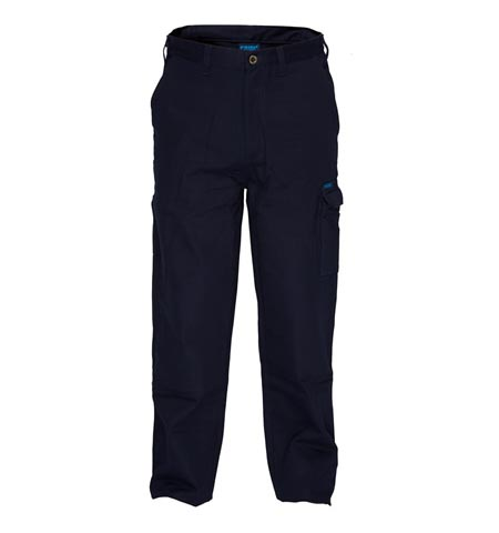 CH700 - Flame Retardant Cotton Drill Cargo Pants