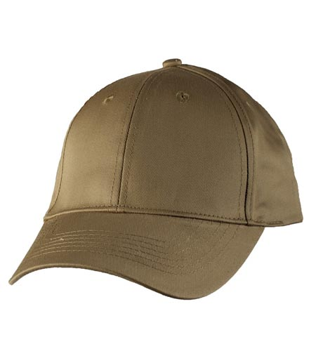 M1062 - Cotton Peaked Cap