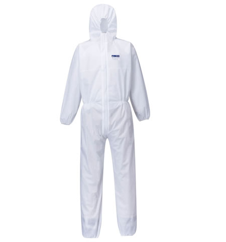 ST30 Biztex Coverall SMS 55g (50 Piece)