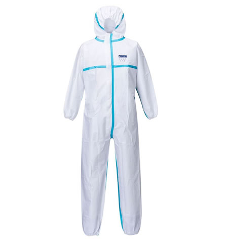 ST60 Coverall PP/PE 65g (50 Piece)