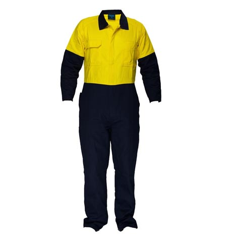 MW931 Regular Weight Combination Coveralls