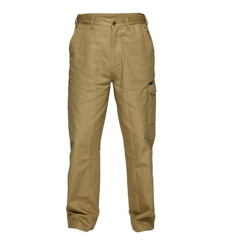WWP700 - Cotton Drill Cargo Pants