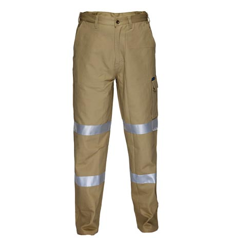 WWP701D - Cargo Pants with 3M tape