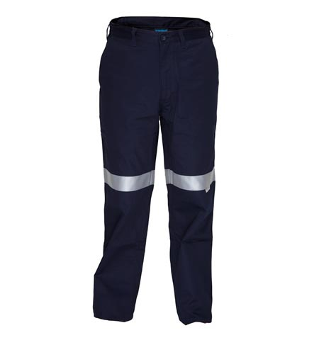 WWP705K - Cotton Drill Non-Cargo Pants